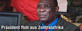 Präsident von Zentralafrika, Michel Djotodia