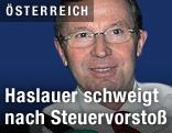 Salzburger ÖVP-Landesparteichef Wilfried Haslauer