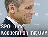 Kanzleramtsminister Josef Ostermayer (SPÖ)