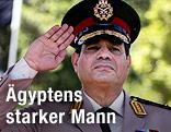 Ägyptens Militärchefs Abdel Fattah al-Sisi