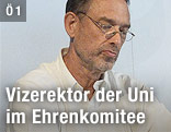 Vizerektor der Uni Wien Heinz Fassmann