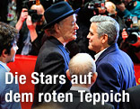Bill Murray und George Clooney