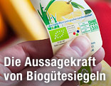 Biogütesiegel