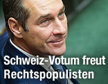FPÖ-Chef HC Strache