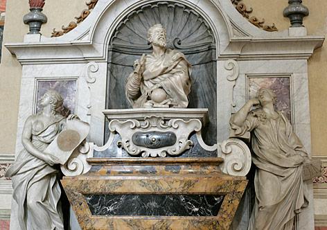 Grab von Galileo Galilei