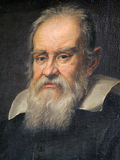 Bild von Galileo Galilei