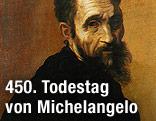 Portrait von Michelangelo
