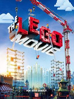 """Filmplakat zu """"The Lego Movie"""""""