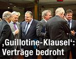 Außenminister in Brüssel