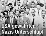 Nationalsozialistische Wisschenschaftler in den USA der Nachkriegszeit