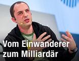 Jan Koum, Gründer von WhatsApp