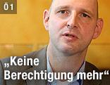 Eckehard Quin, Vorsitzender der AHS-Gewerkschaft
