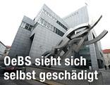 Blick auf die Oesterreichische Banknoten- und Sicherheitsdruck GmbH (OeBS)