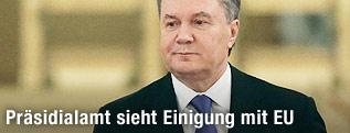 Ukrainischer Präsident Viktor Janukowitsch