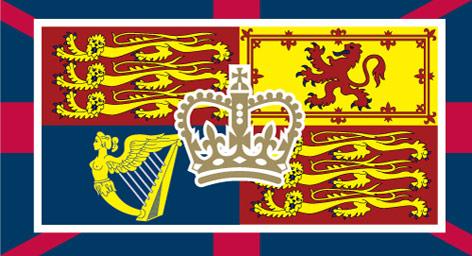 Designvorschlag für eine Flagge