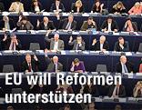 Abgeordnete im EU-Parlament