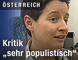 Sozialstadträtin Sonja Wehsely