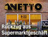 Filiale der Supermarktkette Netto