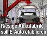 Tesla-Fabrik