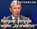 Salzburgs Landeshauptmann Wilfried Haslauer