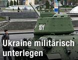 Ukrainischer Panzer