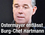 Matthias Hartmann, ehemaliger Burgtheaterdirektor