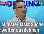 Malaysias Verkehrsminister Hishamuddin Hussein