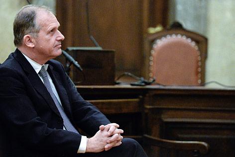 Der frühere ÖVP-Innenminister und EU-Abgeordnete Ernst Strasser