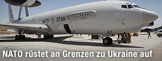 Aufklärungsflugzeug der NATO