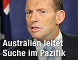 Australischer Premierminister Tony Abbott