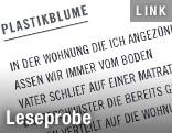 """Leseprobe aus """"Yahya Hassan Gedichte"""""""