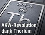 Chemisches Zeichen für Thorium