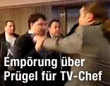 TV-Chef wird angegriffen