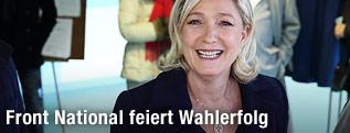 Marine Le Pen (Vorsitzende Front National)
