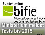 Logo des Bundesinstitut für Bildungsforschung (Bifie)