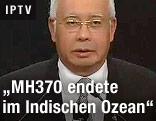 Malaysias Premier Najib Razak