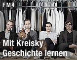 Die Band Kreisky
