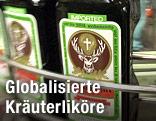 Jägermeister-Flasche