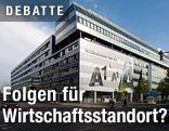 Firmensitz der Telekom Austria Group