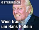 Architekt Hans Hollein