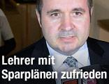 Lehrergewerkschafter Paul Kimberger (FCG)