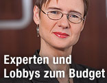 WIFO-Budgetexpertin Margit Schratzenstaller