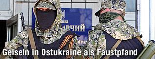 Pro-russische Separatisten