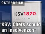 Firmensitz des KSV