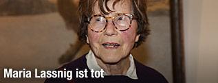 Künstlerin Maria Lassnig