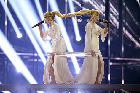 Tolmachevy-Schwestern (Russland)