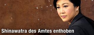 Thailands ehemalige Premierministerin Yingluck Shinawatra
