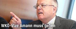 WKÖ-Vizepräsident Fritz Amann