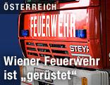 Feuerwehrlastwagen