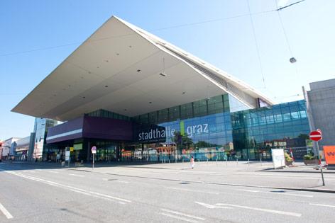 Stadthalle in Graz